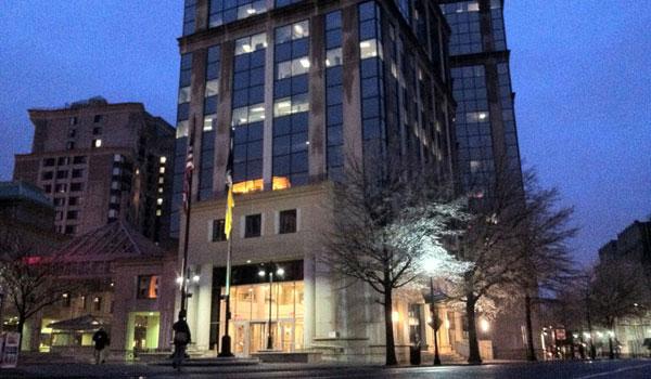 image of Courthouse Plaza building