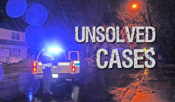 unsolved cases slide police truck officer nighttime