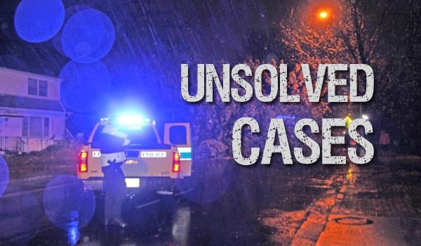 unsolved cases slide police truck officer nighttime
