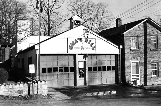 Fire Station 8 - Lee Highway - Fire Department