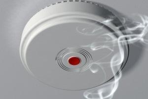 smoke alarm Image credit: paulfleet / 123RF Stock Photo