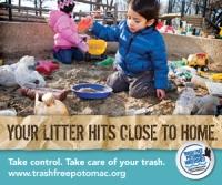 Trash Free Potomac Watershed Initiative.