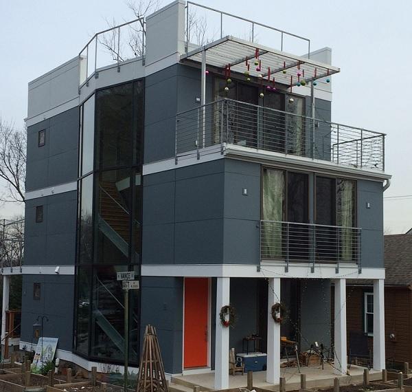 Quagliatta- Keene Residence - Silver Certfied