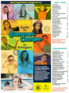 summer camps 2016