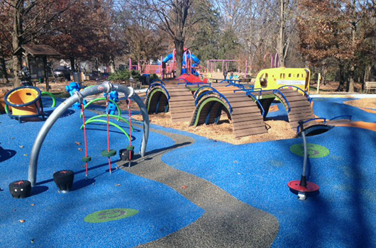 chestnut hills playground