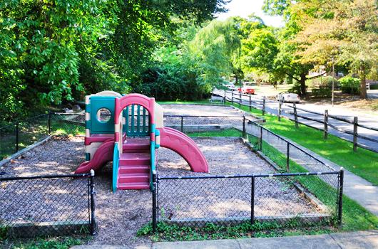 baileys branch park arlington county playground