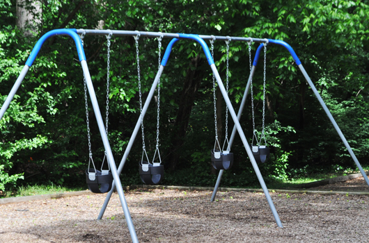 edison park arlington county playground