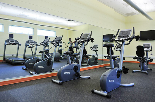 fairlington fitness center arlington county gym equipment