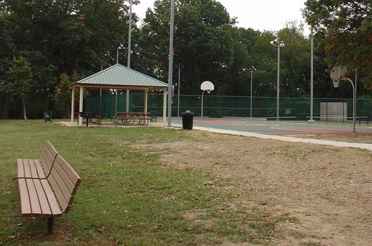 fort scott park arlington county