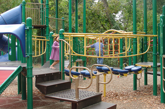 fort scott park arlington county playground