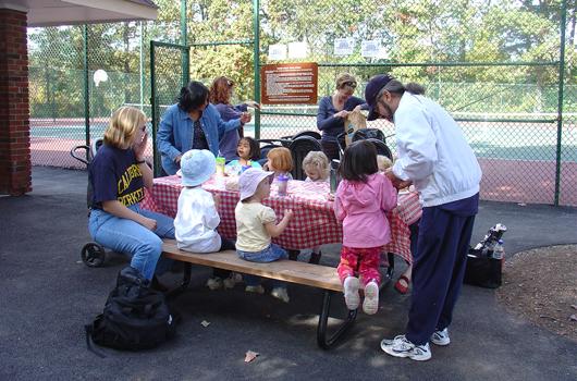 hayes_park_arlington_county_picnic_table