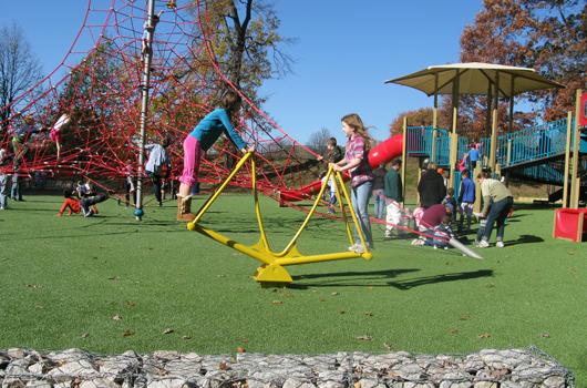 tuckahoe park arlington county playground
