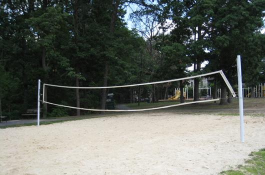 tyrol park arlington county volleyball