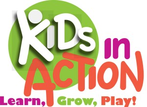kids in action - learn, grow, play