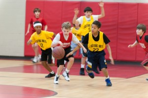 House Basketball League Grades 3-8