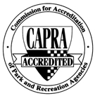 CAPRA Accredited logo