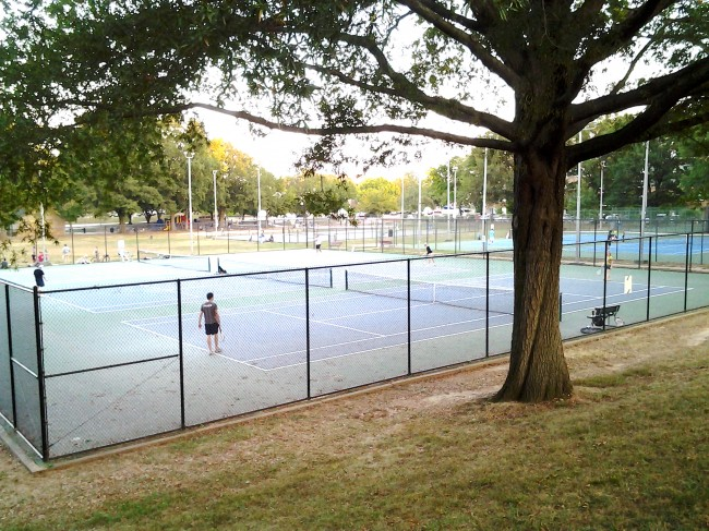 Virginia Highlands courts