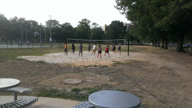 Virginia Highlands volleyball