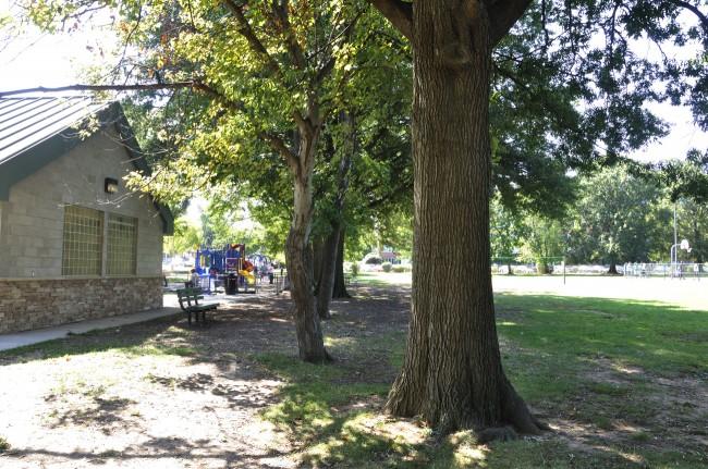 Virginia Highlands Park playground