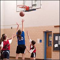 House Basketball League Grades 9-12