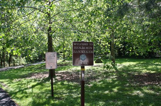 bbenjamin banneker park