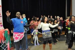 Family Heart Dance