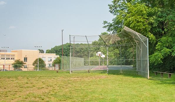 Stratford Park baseball
