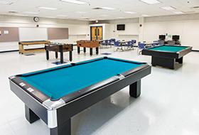 Carver Game Room