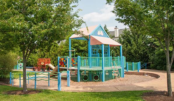 Langston-Brown Playground