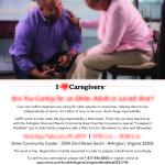CARE Giver 02252017 VA Arlington CG flyer_rd2