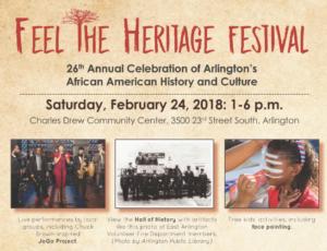 Feel the Heritage flyer