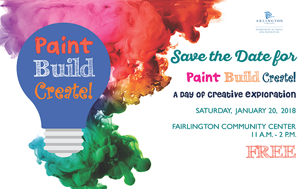 paint build create flyer