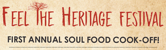 feel the heritage cook off