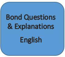 Bond Q&E Eng