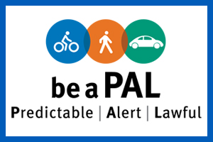 Learn what it means to be a PAL: Predictable, Alert and Lawful