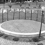 Mary Potter BEACONS June – September 1995 Gateway Park, N. Lynn Street at Lee Highway, Arlington, VA 22209 Rosslyn Metro  variable dimensions