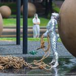 "J.J. McCracken""the still point""2013Dark Star Park24-hour endurance performance interpreting Nancy Holt's design for the parkALL IMAGES AND ARTWORK COPYRIGHT J.J. McCRACKEN 2017, COURTESY CONNERSMITH"