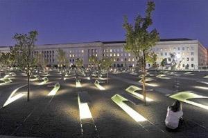 US Pentagon 9-11 memorial