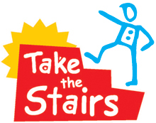 take the stairs campaign