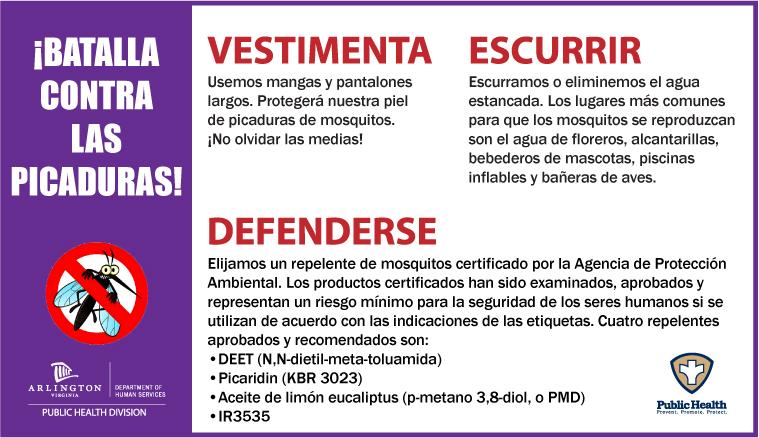 Zika informacion en espanol