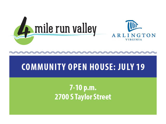 Four Mile Run Valley Community Open House