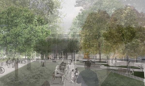 Nauck Town Square Final Draft Design