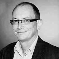 Portrait photo of Bruce Leonard