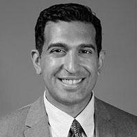 Portrait photo of Shyam Kannan