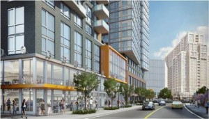 Rendering of 400 Army Navy Drive