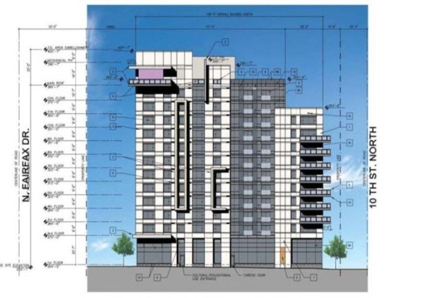 Latitude Apartments Arlington Va