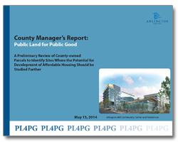 Public Land for Public Good Housing Report