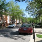New sidewalks on North Vernon Street