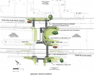 W&OD Trail design plans