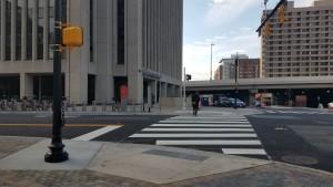 Crosswalk on South Bell Street